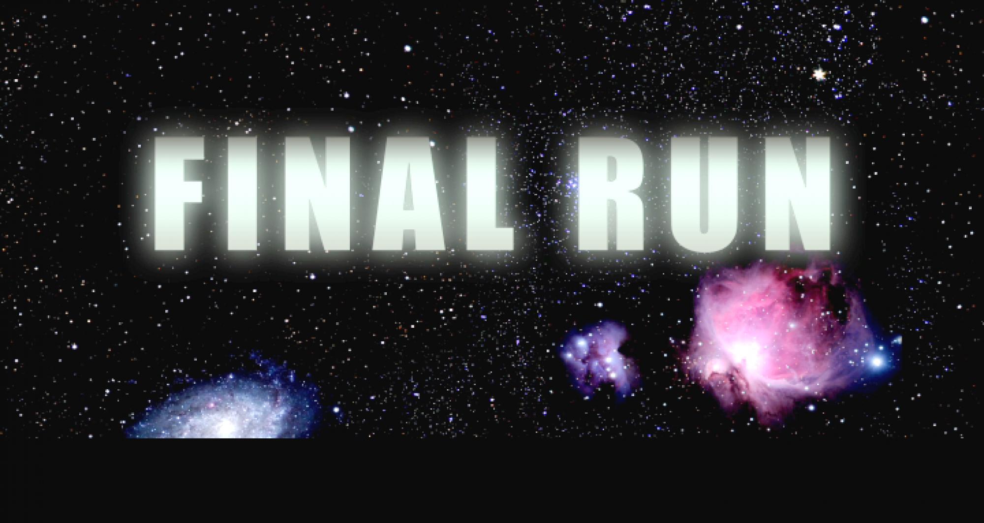 Final Run Film Website